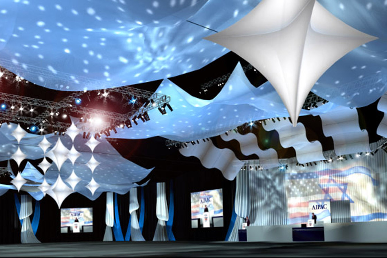 AIPA03 1Rendr : Rendering of the 2003 Gala Event
