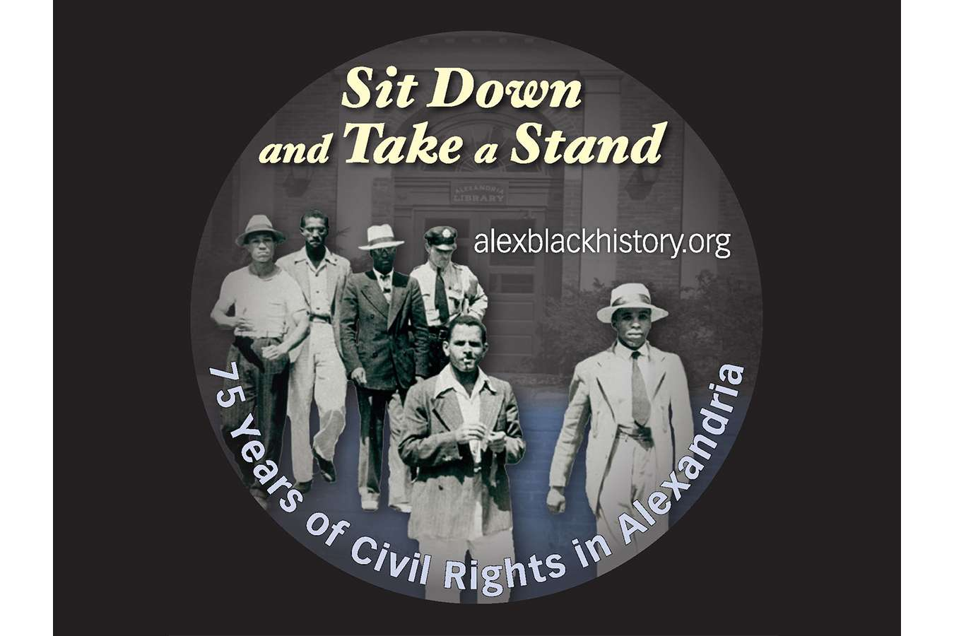Sit-in Button  : Button Commemorating the 1939 Sit-in