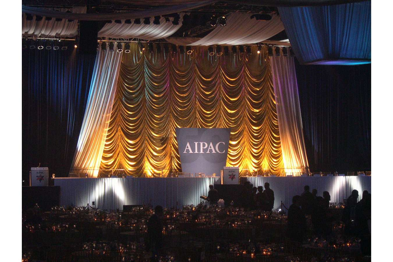 AIP 01Prev : AIPAC at 50: Center Stage for Golden Anniversary
